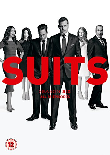Suits Season 6 [DVD PAL方式](海外Inport版)