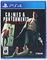 Sherlock Holmes: Crimes & Punishments (PS4 北米版)