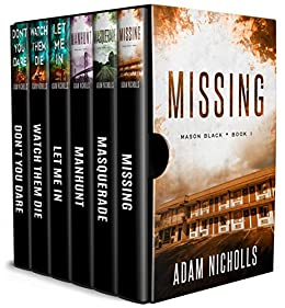 Mason & Morgan: The Serial Killer Collection by [Nicholls, Adam]