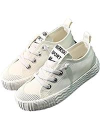 [WARRIOR] Boy's Canva Shoes 運動靴 男の子 スニーカー 子供靴 キッズ スポーツ 通気 歩きやすい デッキシューズ 一人でさっと 履きやすい
