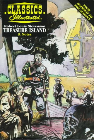 Download Treasure Island (Classic Illustrated) 1578400317