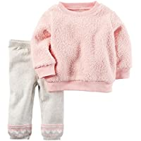 Carter's Baby Girls' 2 Pc Sets 127g226