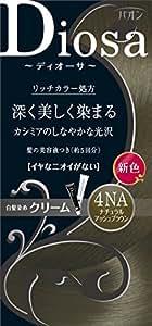 パオン ディオーサ クリーム 4NA ナチュラルアッシュブラウン 40g+40g 髪の美容液10g