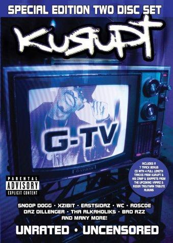 G-TV [DVD] [Import]
