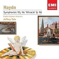 Symphonies 93 96 Miracle & 98