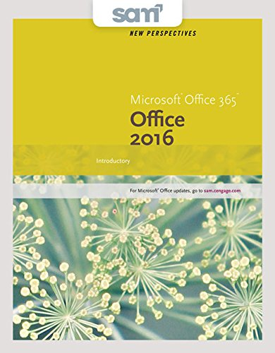 Download Microsoft Office 365 & Office 2016: Introductory (New Perspectives) 1337355356