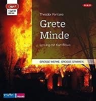 Grete Minde: Ungekuerzte Lesung mit Kurt Boewe