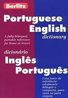 Dic Portuguese-English Dictionary/Dicionario Ingles-Portugues (Berlitz Bilingual Dictionaries)