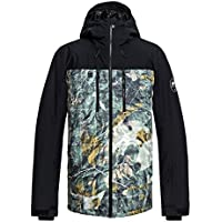 QUIKSILVER Men's Mission Block 10K Snow Jacket