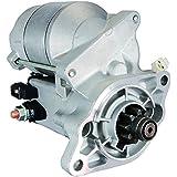 New Starter For Gravely PM460 30HP Diesel Kubota 91-07 Corniver Compactor CT40P CT40S CT48S D905BG 16285-63010 16285-63011 16