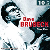 Dave Brubeck: Take Five (Studio and Live-Recordings)