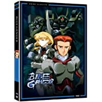 Blue Gender: Complete Series and Movie