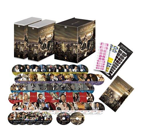 ゴシップガール 〈コンプリート・シリーズ〉(初回限定生産) [DVD]の詳細を見る