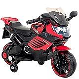 子供用 電動 乗用 バイク 061/ 乗用玩具 / 補助輪 CBK-061-RD SIS