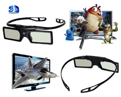 きみのため アクティブシャッター方式 3Dメガネ DLP Linkに対応 144Hz技術 ボタン電池