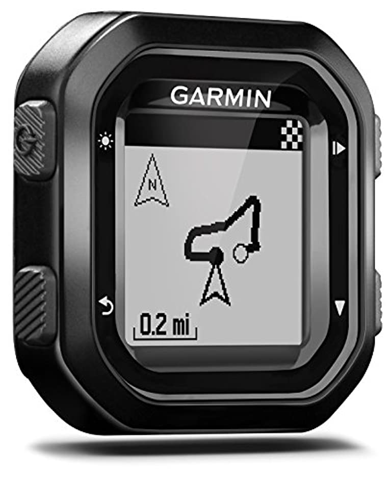 位置するジェームズダイソン苦味Garminエッジ25 GPSサイクリングコンピュータ(認定Refurbished)