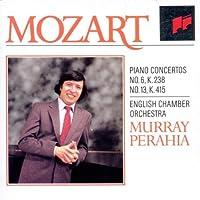 Mozart;Piano Concs.6 & 13
