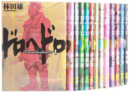 ドロヘドロ コミック 1-20巻セット (BIC COMICS IKKI)の詳細を見る