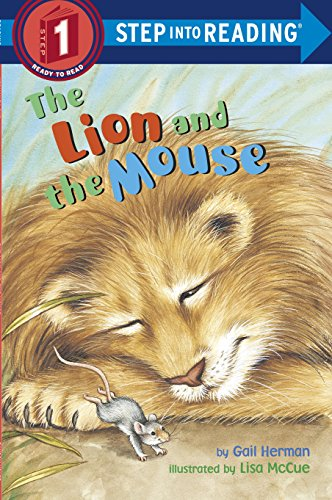 The Lion and the Mouse (Step into Reading)の詳細を見る