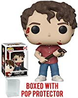 Funko Pop Movies: Stephen King's It - Stanley Uris Vinyl Figure (Bundled with Pop Box Protector Case)