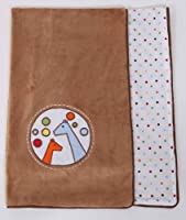 Baby & Me Blanket by Bacati