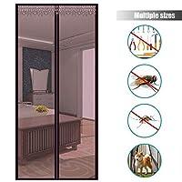 家の磁気スクリーンのドア、網のカーテンの容易な取付け頑丈な蚊が飛び出す蚊帳を保ちなさいほとんどのドアのサイズF 130x210cm(51x83inch)に合います
