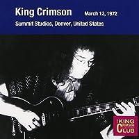 コレクターズ・クラブ 1972年3月12日 デンバー、サミット・スタジオ