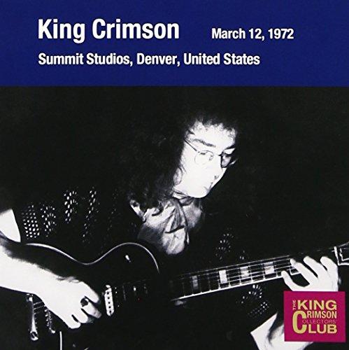 コレクターズ・クラブ 1972年3月12日 デンバー、サミット・スタジオの詳細を見る