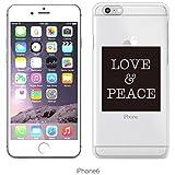 ipod touch6 カバー ipod touch6 ケース 新型 アップル APPLE ipod touch6カバー ipod touch6ケース アイポッドタッチ6 カバー アイポッドタッチ6 ケース 専用 スマホケース スマホカバー スマートフォンケース LOVE&PEACE ラブ&ピース