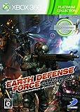 EARTH DEFENSE FORCE:INSECT ARMAGEDDON Xbox360 プラチナコレクション