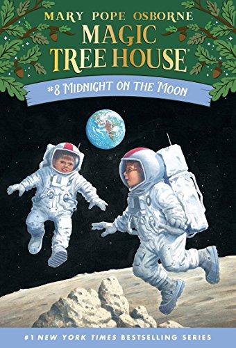 Midnight on the Moon (Magic Tree House (R))の詳細を見る