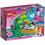レゴ (LEGO) デュプロ アリエルの魔法のボート 10516