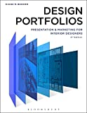 Design Portfolios: Presentation and Marketing for Interior Designers 画像