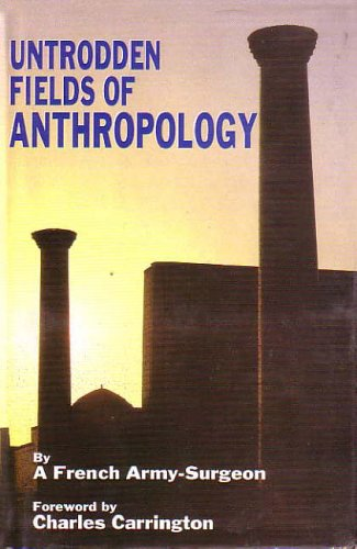 Download Untrodden Fields of Anthropology 8170209218