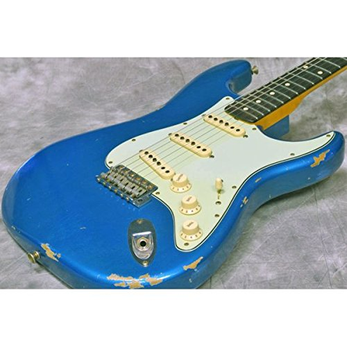 Fender Custom Shop / 2016 Custom Collection 1961 Stratocaster Relic Aged Lake Placid Blue