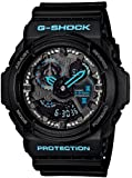 [カシオ]CASIO 腕時計 G-SHOCK BLACK×BLUE Series GA-300BA-1AJF メンズ