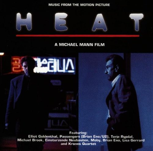 Heat: Music from the Motion Picture Soundtrack edition (1995) Audio CD