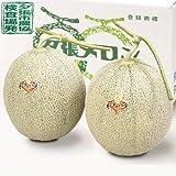 【夕張メロン 北海道】 最高級 夕張メロン【共撰 優品】 特大2kg×2玉