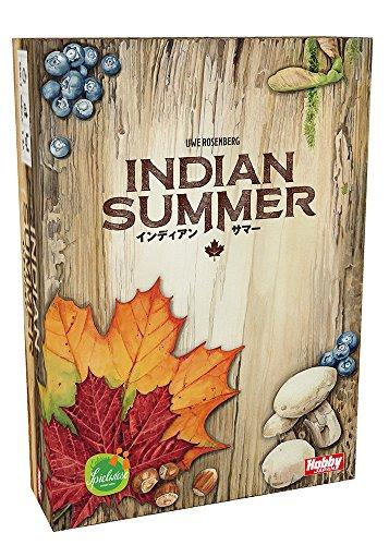インディアンサマー(Indian Summer):パッケージ
