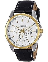 Citizen シチズン Multifunction Citizen ホワイト メンズ アナログ カジュアル クォーツ 海外出荷 AG8344-06A
