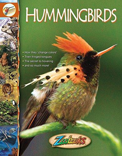Zoobooks Hummingbirds (English Edition)