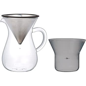 キントー コーヒーカラフェセット SCS-02-CC 300ml 27620