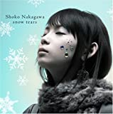 snow tears(DVD付) 画像