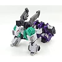 STERLING Transformers IF-EX19 Sixshot Shadow Tengu Ver.New