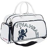 VIVA HEART(ビバハート) ボストンバッグ ビバハート メンズ ボストンバッグ VHB017 VHボストンバッグ 16SSメンズ VHB017WH ホワイト メンズ VHB017WH ホワイト