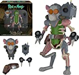 Funko Rick & Morty Pickle Rick Action Figure
