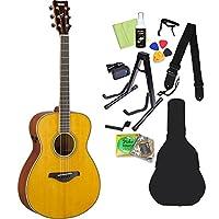 YAMAHA Trans Acoustic FS-TA Vintage Tint トランスアコースティックギター初心者12点セット (エレアコ) ヤマハ