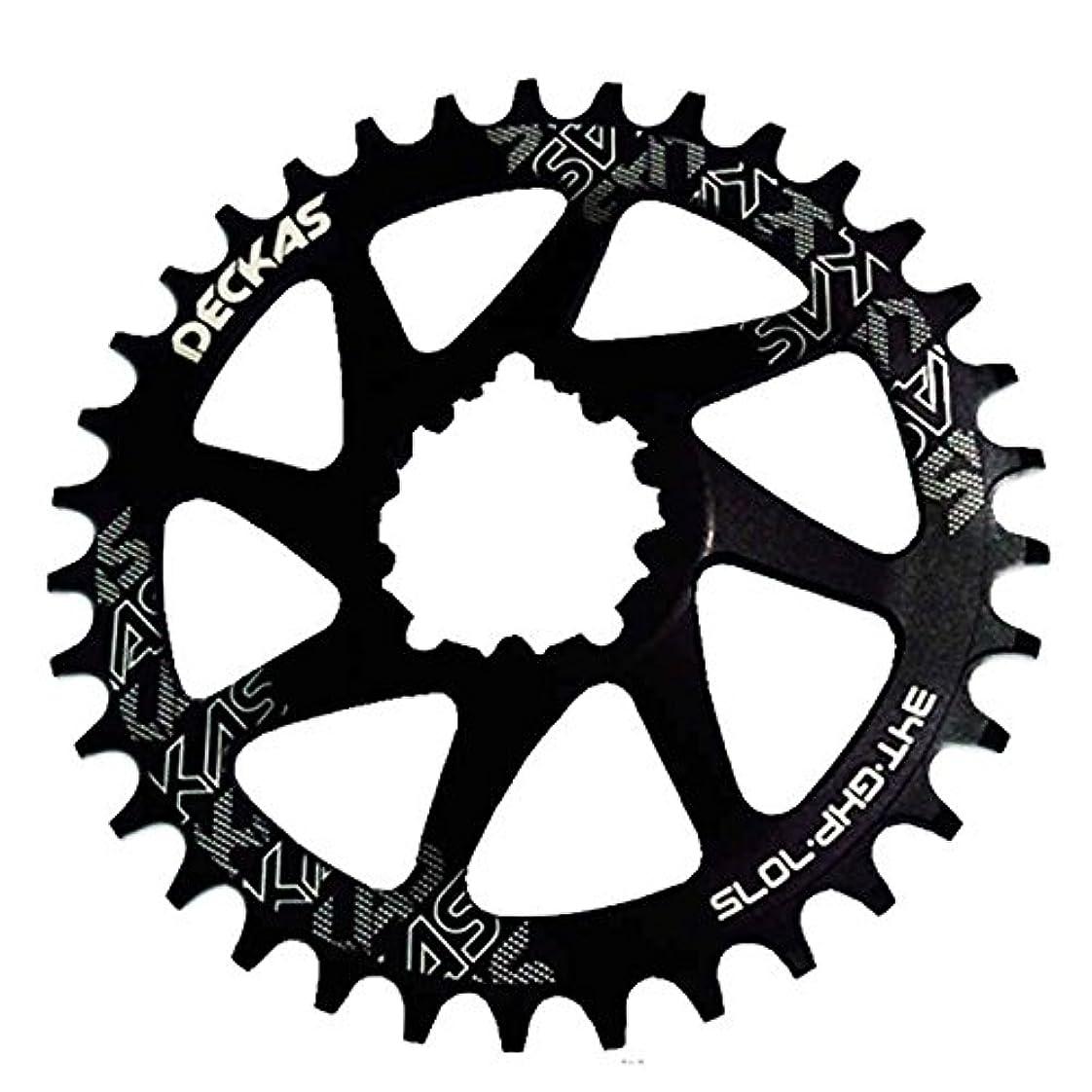 大砲胆嚢実装するPropenary - GXP bicycle crankset Al 7075 CNC32T 34T Narrow Wide Chainring Chainwheel for Sram XX1 XO1 X1 GX XO X9 crankset bicycle parts [ 36T Black ]