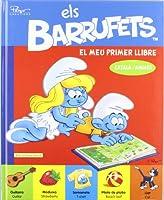 El meu primer llibre dels Barrufets (català-anglès)