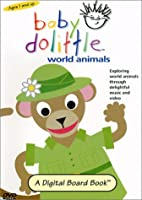 Baby Dolittle World Animals [DVD] [Import]